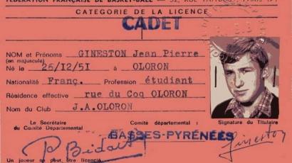 J.P. Gineston