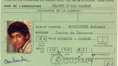 M. Bouchoucha
