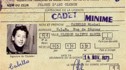 M. Cabello