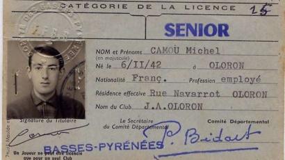 M. Camou