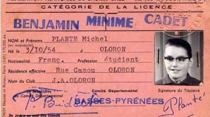 M. Planté