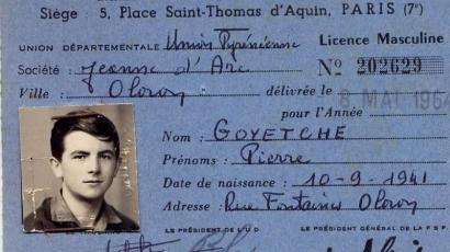 P. Goyetche