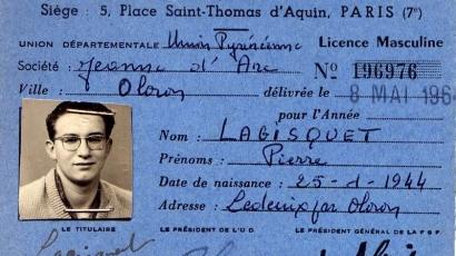 P. Lagisquet