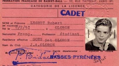 R. Legret