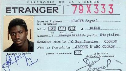 S. Diagne